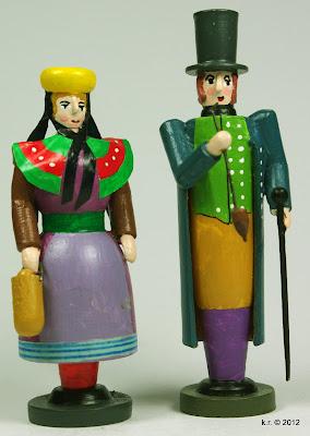 Paar aus Mecklenburg
