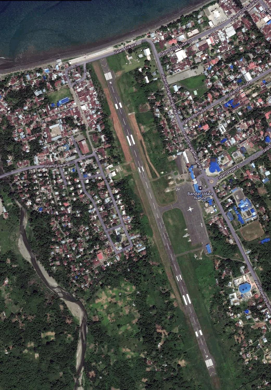 Bandara Douw Atuture, Bandara Nabire, Kabupaten Nabire ...