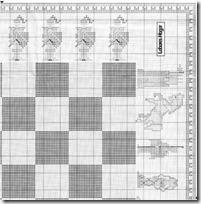 tablero ajedrez punto de cruz (2)
