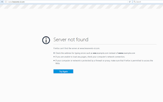 My website is down - Google Product Forums