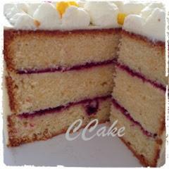 Cathi S Cakes Mein Test Kuchen Fur Die Kollegen