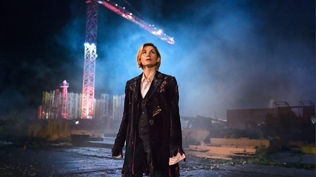 Jodie Whittaker is Doctor Who