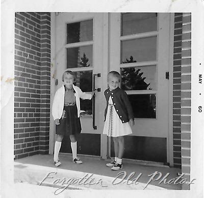 Anne and Kristie Kindergarten DL ant