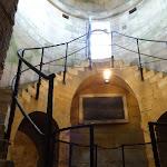 Regard de la Lanterne : escalier