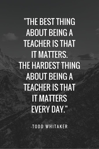 40 Really Best Quotes About Teacher With Pictures To Share This Year