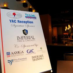 2014 MYAC Reception