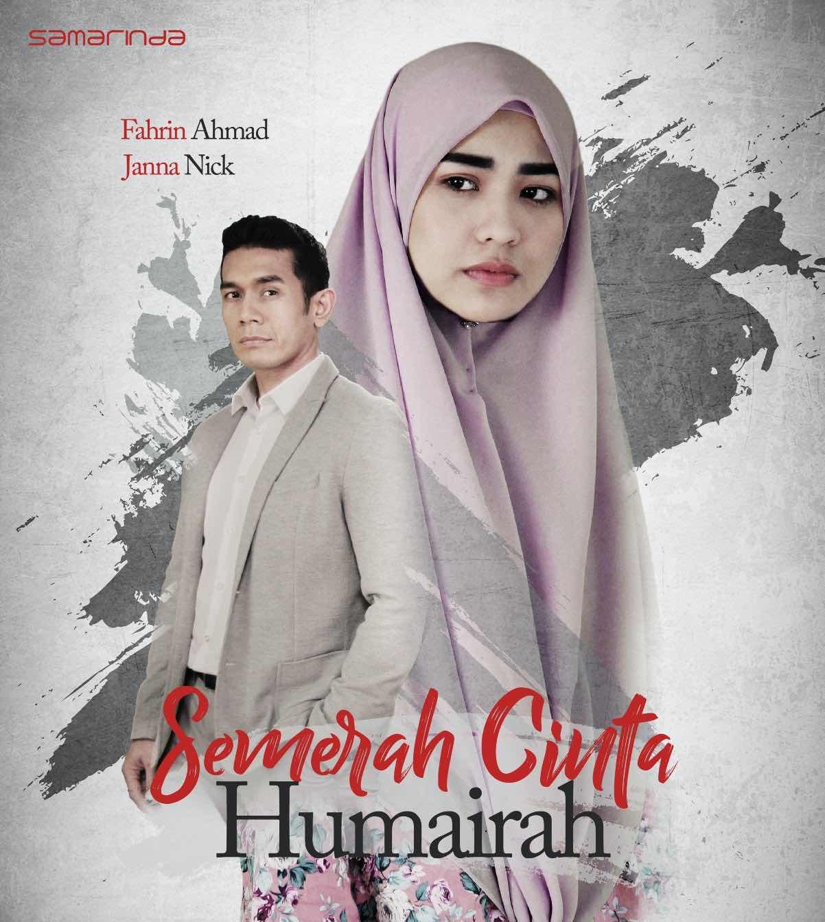 %255BUNSET%255D - Sinopsis Drama Semerah Cinta Humairah (Samarinda TV3)