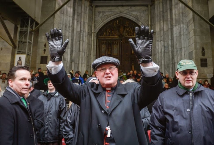 Open letter to Cardinal Dolan on gay marchers on St Patrick's Day