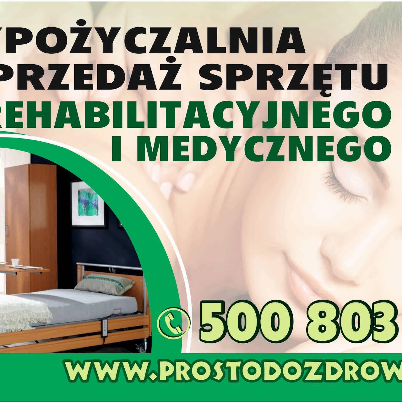 łóżka Rehabilitacyjne Wynajem Fhu Sebastian Zielonka