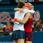 Andrea Petkovic, Angelique Kerber - 2016 Brisbane International -D3M_1295.jpg