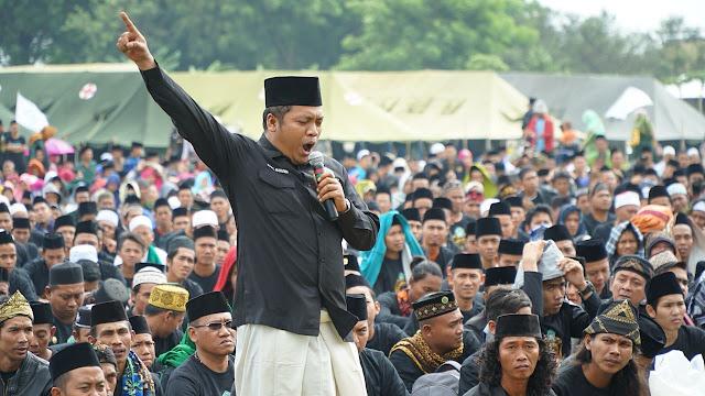 Ketua Umum Pagar Nusa, M. Nabil Haroen
