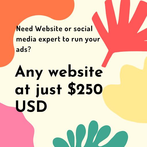 Build any website