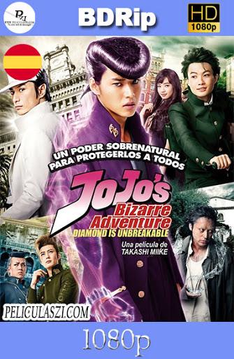 JoJo's Bizarre Adventure Diamond Is Unbreakable Chapter I (2017) HD BDRip 1080p Castellano