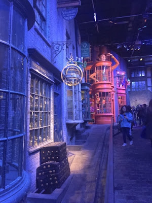 Warner Brothers Harry Potter Studios Tour London Diagons Alley