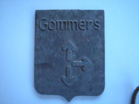 Naam: GommersPlaats: NijmegenJaartal: 2000