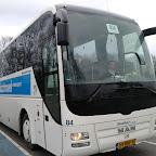 M.A.N van Drenthe Tours bus 84