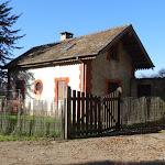 Forêt régionale de Gros Bois : Maison forestière