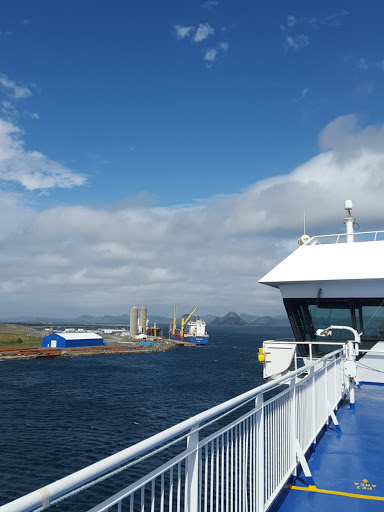 View from Marine Atlantic Ferry in Newfoundland. Every Journey Matters: Marine Atlantic Ferries to Newfoundland