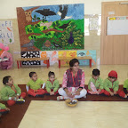 INTRODUCTION TO SPARROW FOR NURSERY WITTY WORLD (05.12.2016)
