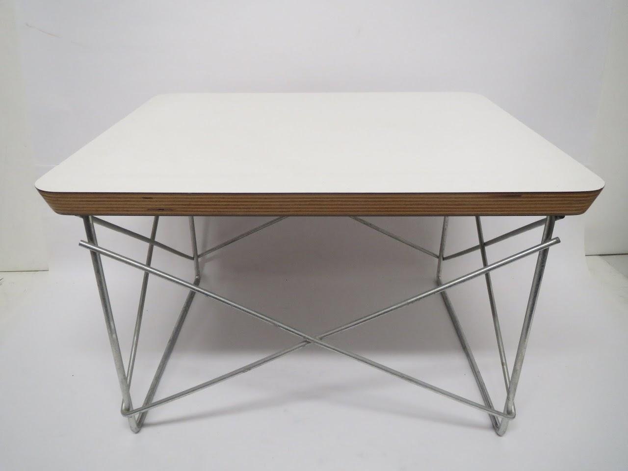 Herman Miller x Eames Footstool