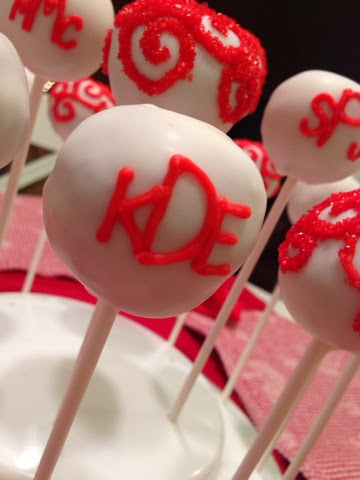 Red Velvet Cake Pops Box Mix