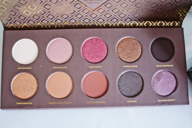 Zoeva Eyeshadow Palette Cocoa Blend Review