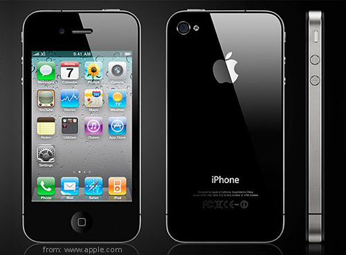 Intuitive Technology - iPhone4 by Apple