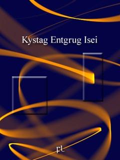 Kystag Entgrug Isei Cover