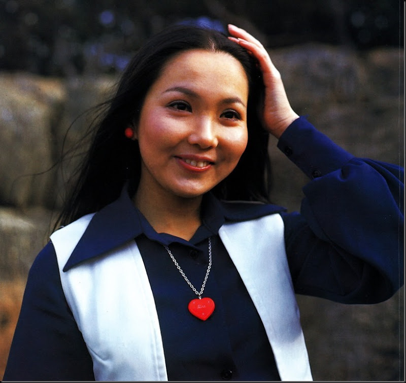 Peggy Matsuymam (a.k.a. MomoRanger played by Lisa Komaki (