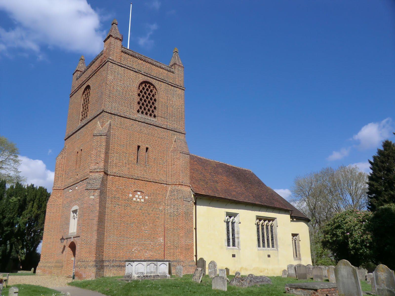 CIMG0459 St James' church, Finchampstead