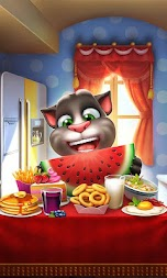 My Talking Tom APK screenshot thumbnail 3