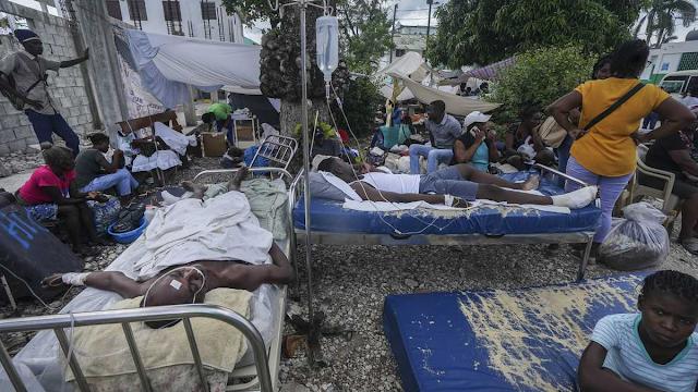 Haití:  24 personas fueron rescatadas con vida a una semana terremoto