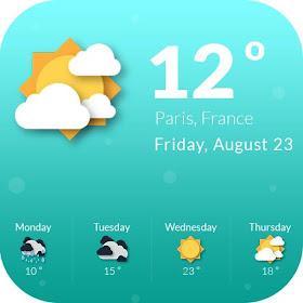 Tomorrow weather