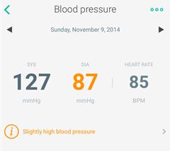 正常高値血圧