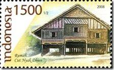Prangko Cut Nyak Dhien