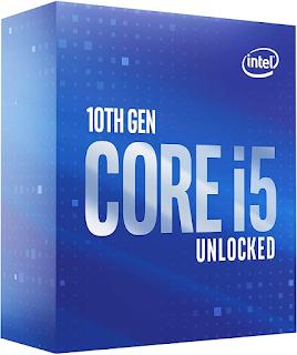 Intel Core i5-10th Gen 10600K Processor