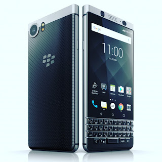 The all-new Blackberry KEYone Android phone