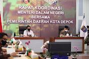 Mendagri Minta KDH Turun Langsung Salurkan Bansos Kepada Masyarakat Terdampak Pandemi dan Kebijakan PPKM