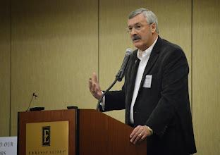 Photo: Roger Marcum, Chair, Kentucky Board of Education
