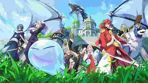 That Time I Got Reincarnated As A Slime Season 2 release date Tensei Shitara Slime Datta Ken manga light novel series compared to the TenSura isekai anime Spoilers Low Res 1 1 scaled