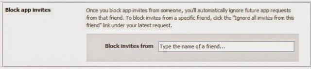 chặn ai đó vào facebook của bạn