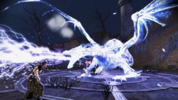 Dragon Age Origins Awakening Screenshot, Dragons