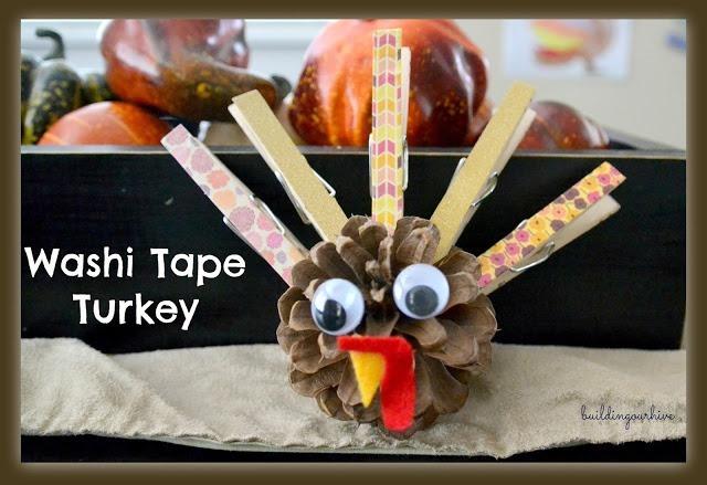 turkey craft