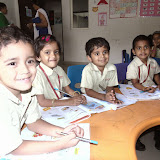 Pre Primary - I Class room activities on 03/03/2015