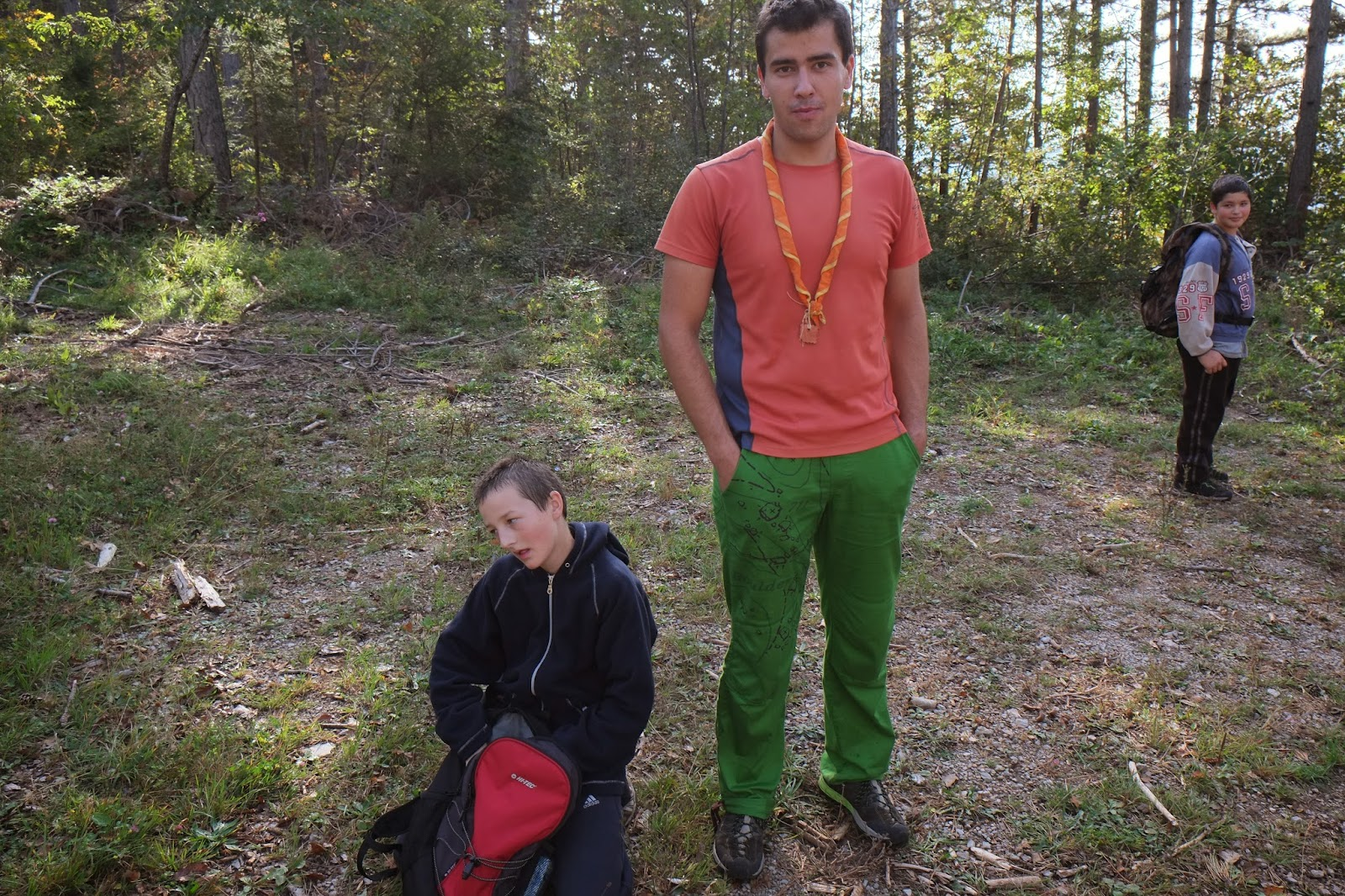 Pohod na Kozlek, Kozlek, 11.10.2014 - DSCF1123.JPG