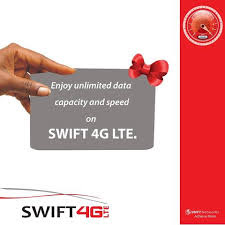 swift 4G Lte