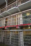 Jail cells in Block D (© 2010 Bernd Neeser)