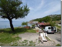 Croatia Camping Guide- Camping Sibinj, Restaurant
