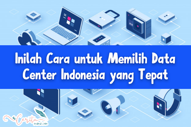 cara memilih data center
