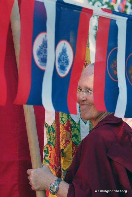 HH Sakya Trizins Mahakala Initiation at Sakya Monastery - 07-ccP5070056%2BB72.JPG